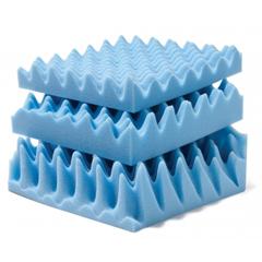 GHI7-2000TC - GF HealthConvoluted Foam Mattress Pads