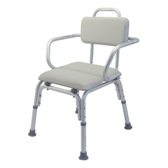 GHI7945A - GF HealthLumex® Platinum Collection Deluxe Padded Bath Seat with Support Arms