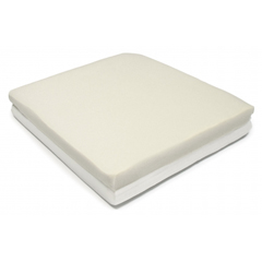 GHI8100166 - GF Health - Dual-Layer Foam Comfort Cushion, 16 x 16 x 3