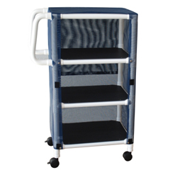 GHI8523 - GF Health - PVC Linen Cart With Cover