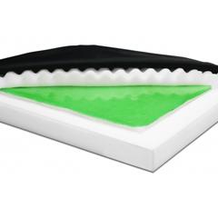 GHI8565228 - GF Health - Dura-Gel® BASE 3G Wheelchair Cushion, 22 x 18 x 3