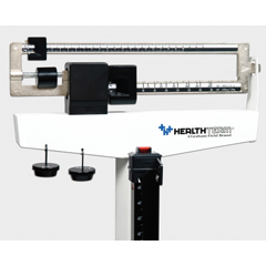 GHIHT485 - GF HealthPhysician Mechanical Beam Scale with Wheels