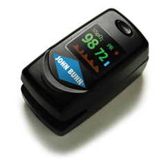 GHIJB02007 - GF HealthDigiO2 Finger Pulse Oximeter