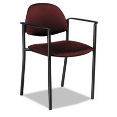 GLB2171BKPB07 - Global Comet™ Series Stacking Arm Chair