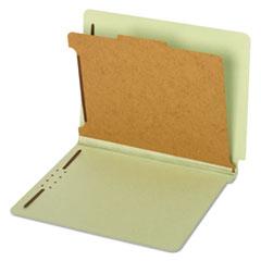 GLW23214 - Globe-Weis® Heavy-Duty Pressboard End Tab Classification Folders