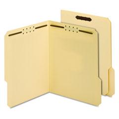 GLW24537AM - Globe-Weis® Manila Top Tab Folders with Fasteners