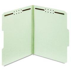 GLW24944 - Globe-Weis® Heavy-Duty Pressboard Folders with Fasteners