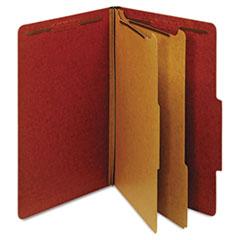 GLW29075 - Globe-Weis® Heavy-Duty Pressboard Top Tab Classification Folders