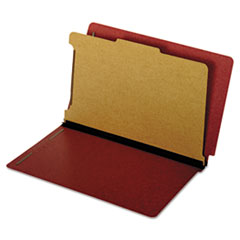 GLW40855 - Globe-Weis® Dual Tab Classification Folders