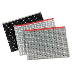 GLW95194 - Globe-Weis® Fashion Poly Zip Envelope