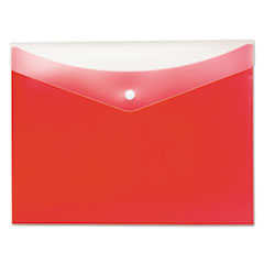 GLW95563 - Globe-Weis® Poly Snap Envelope