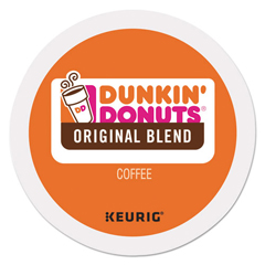 GMT0845 - Dunkin Donuts® K-Cup® Pods