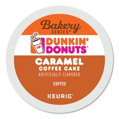 GMT0995 - Dunkin Donuts K-Cup Pods Caramel Coffee Cake