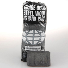 GMT117000 - GMT Industrial-Quality Steel Wool Hand Pads