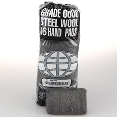 GMT117003 - GMT Industrial-Quality Steel Wool Hand Pads