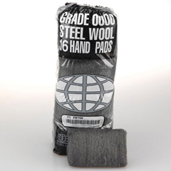 GMT117005 - GMT Industrial-Quality Steel Wool Hand Pads