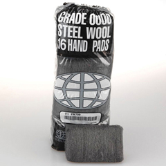 GMT117006 - GMT Industrial-Quality Steel Wool Hand Pads
