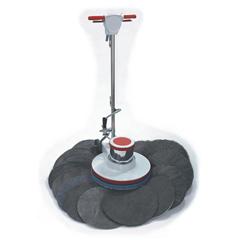 GMT120201 - GMT Radial Steel Wool Floor Pads