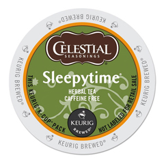 GMT14739 - Celestial Seasonings Sleepytime Herbal Tea K-Cups