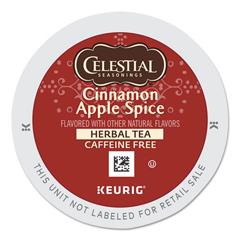 GMT5402 - Celestial Seasonings Cinnamon Apple Spice K-Cups