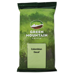 GMT5531 - Green Mountain Coffee® Colombian Decaf Coffee Fraction Packs