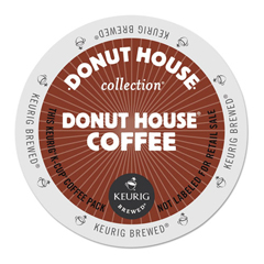 GMT6534CT - Donut House Extra Bold Coffee K-Cups