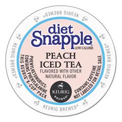 GMT6622 - Snapple Diet Iced Tea K-Cups