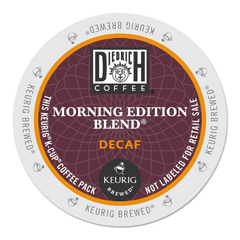 GMT6744 - Diedrich Coffee Morning Edition Decaf Coffee K-Cups