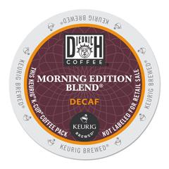 GMT6744 - Diedrich Coffee Morning Edition Decaf Coffee K-Cups