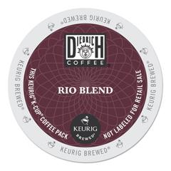 GMT6746 - Diedrich Coffee Rio Blend Coffee K-Cups