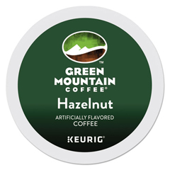 GMT6792 - Green Mountain Coffee Hazelnut Coffee K-Cups