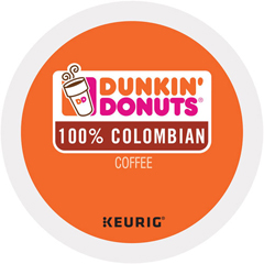 GMT7594 - Dunkin Donuts K-Cup Pods