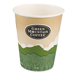 GMT93766PK - Green Mountain Coffee® Paper Hot Cups