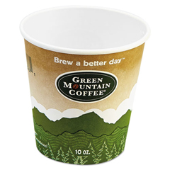 GMT93767PK - Green Mountain Coffee® Paper Hot Cups