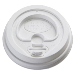 GMT93783 - Green Mountain Coffee® Plastic Lids for Eco-Friendly Paper Hot Cups