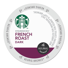GMT9737CT - Starbucks French Roast K-Cups