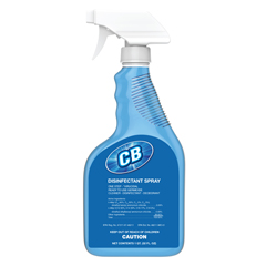 GMZCBDIS-32 - ClearlyBetter - Disinfectant Spray, 32 oz- 6 Bottles per Case