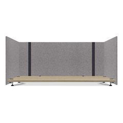GN1LUAD48301A - Lumeah Adjustable Desk Screen with Returns