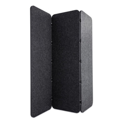 GN1LUCO72701A - Lumeah Concertina Foldable Sound Reducing Room Divider Privacy Screen