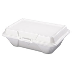GNP20500 - Foam Hinged Carryout Containers