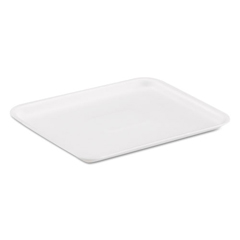 GNP8SWH - Genpak® Supermarket Tray