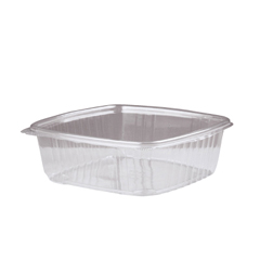 GNPAD48 - Clear Hinged Deli Container