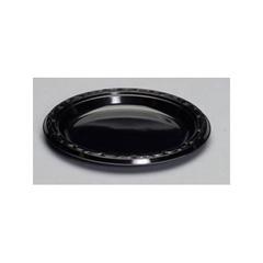 GNPBLK07 - Silhouette® Plastic Dinnerware