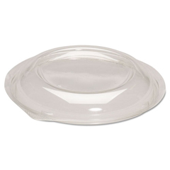 GNPBWS932 - Genpak® Dome Lids for Silhouette® Plastic Dinnerware Bowls
