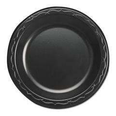 GNPLAM063L - Elite Laminated Foam Dinnerware