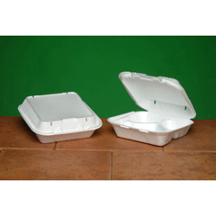 GNPSN243V - Snap-It® Vented Hinged Containers