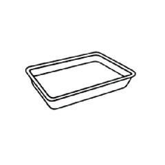 GNPTR04PBK - Supermarket Trays