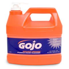 GOJ0955-04 - GOJO® NATURAL* ORANGE™ Pumice Hand Cleaner