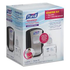 GOJ1305D4CT - PURELL® LTX-7™ Advanced Instant Hand Sanitizer Kit