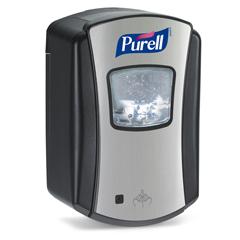 GOJ1328-04 - PURELL® LTX-7™ Dispenser - Chrome